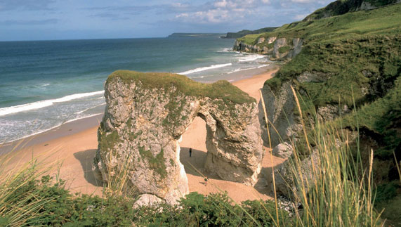 Whiterocks Beach, County Antrim