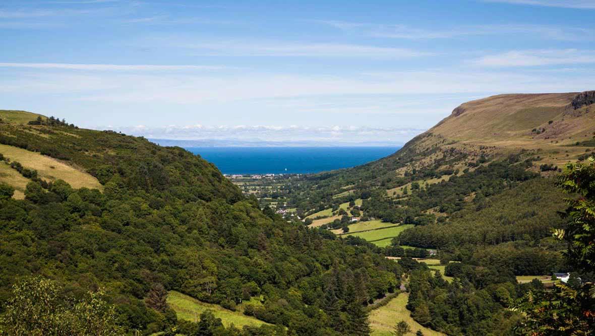 Glenariff, County Antrim (Credit: Shutterstock)