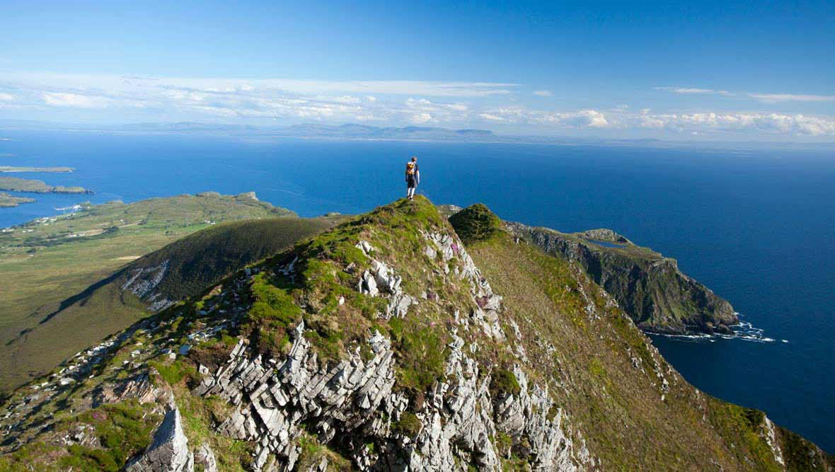 Slieve League Cliffs, County Donegal
