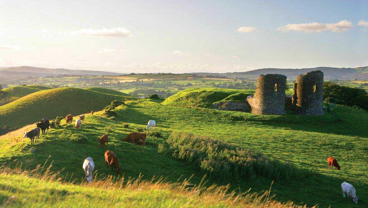 Harry Avery's Castle, County Tyrone