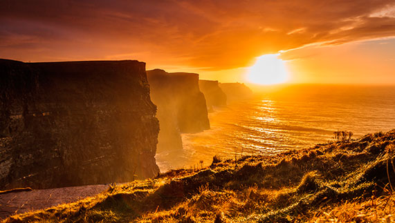 Number 4: Cliffs of Moher, County Clare
