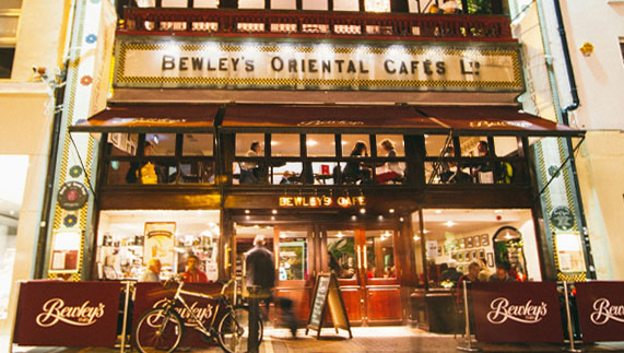 Bewley's Café, Dublin City