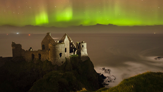 "The romantic ruins of Dunluce Castle inspired CS Lewis  provided by <a href=""https://www.facebook.com/alistairhamillphotography"" >Alistair Hamill</a>"