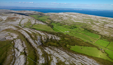 The Burren and Tolkien