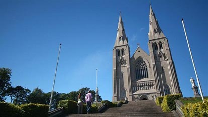 Cathedral Church of St Patrick in Armagh