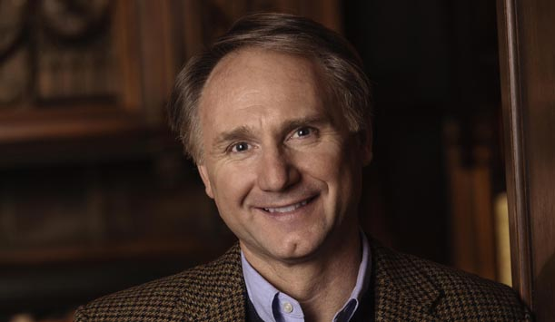 Dan Brown, the bestselling author