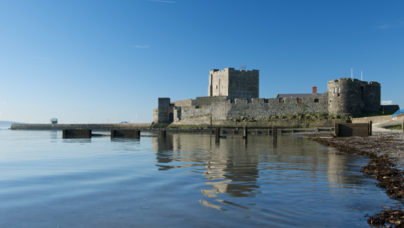 Carrickfergus Castle, County Antrim