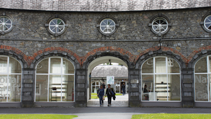 The National Craft Gallery, County Kilkenny