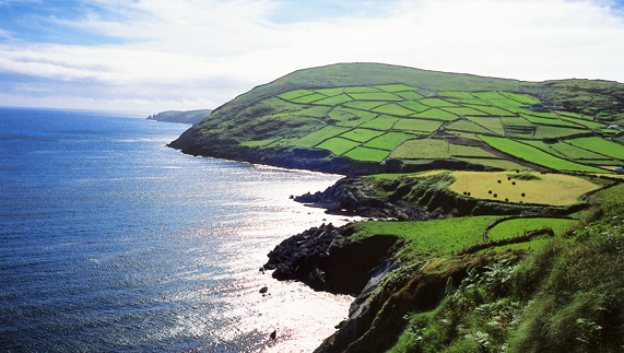 West Cork coastline