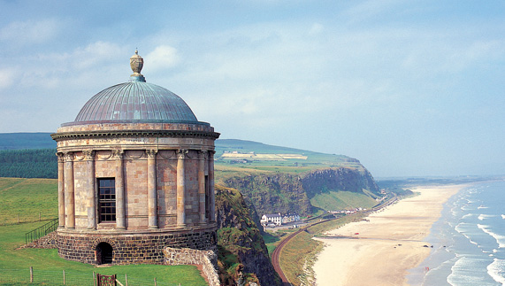 Mussenden Temple, County Derry~Londonderry