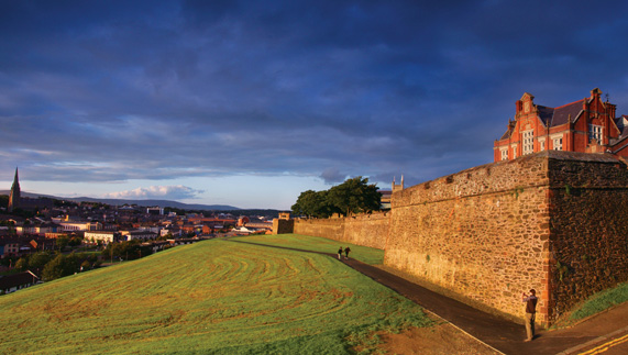 City of Derry~Londonderry