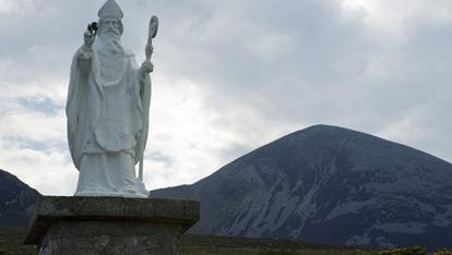 Resultado de imagen de Croagh Patrick, Irlanda