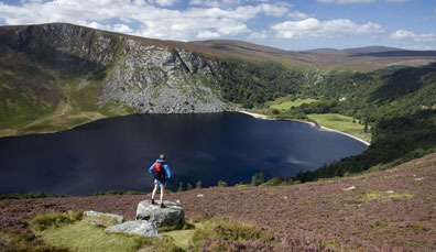Top 25 dagwandelingen in Ierland
