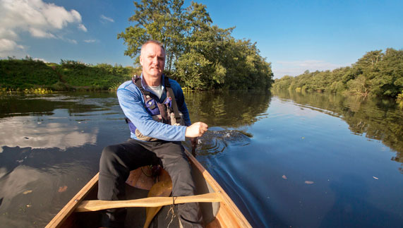 River Blackwater Canoe Trail