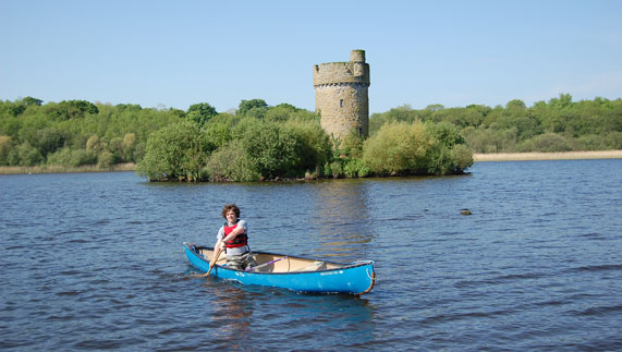 Lough Erne Canoe Trail, County Fermanagh