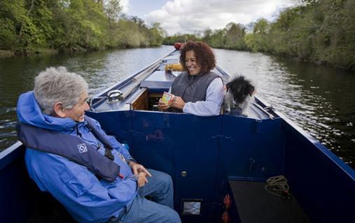 Relax... you're cruising in Ireland
