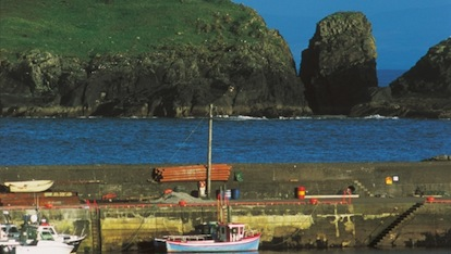 Carrigaholt harbour