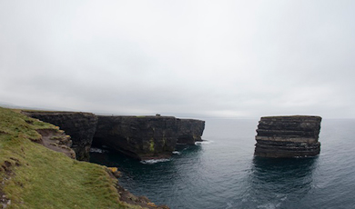 Downpatrick Head, county Mayo