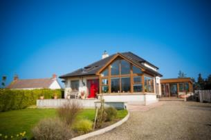 Enjoy 2 nights stay at Kinnalargy BnB Ballygally Causeway Coastal Route 80 per person