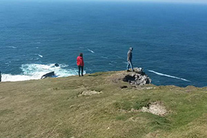Ring of Kerry  Bray Head tour for 45