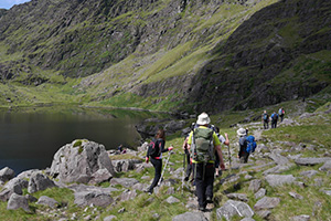 Climb Irelands Highest Mountain Carrauntoohil for 50