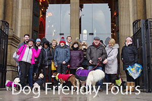 Dog Friendly Food Tours on the Causeway and Belfast City from 45 per person