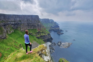 Hike the Giants Causeway cliffs half day tour