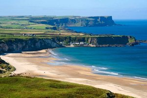 3 nights Causeway Coast Way walking holiday