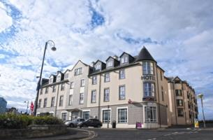Catch and Sea at Portrush Atlantic Hotel  Causeway Coast Foodie Tours
