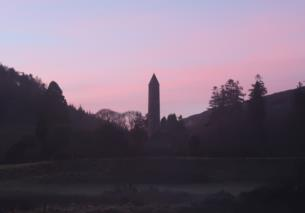 Legends of Glendalough an evening walk for 1250 per person