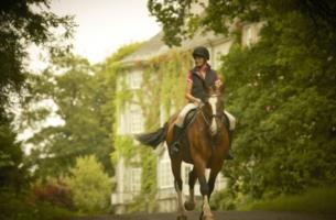 Saddle up at Mount Juliet Estate starting from 225