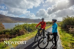 Cycling Holiday at the heart of the Wild Atlantic Way from 49.50pppn