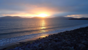 1 hour Sea Synergy Mindfulness Walk in Waterville 10person