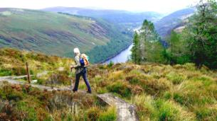 7-Day Walking Holiday in Wicklow for 679 per person