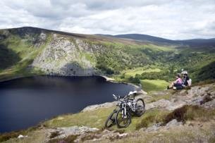 Guided Mountain bike tour over Dublin Skyline from 50 pp