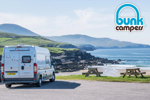 15 OFF September Campervan Hire