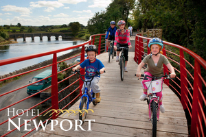 Wild Atlantic Family Cycling Holiday for 269