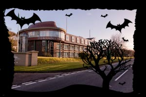 Halloween escapes at the Everglades Hotel