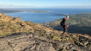SAVE 5 on Cooley  Mourne Selfguided walking holiday