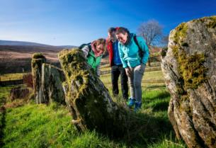 Explore the Prehistoric Sites of the Scenic Sperrin Mountains