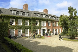 Luxury 2 Night Escape to 5 Star Hayfield Manor in Cork City