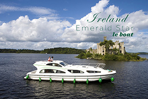 Save on your Le Boat Cruise on the Shannon  Erne