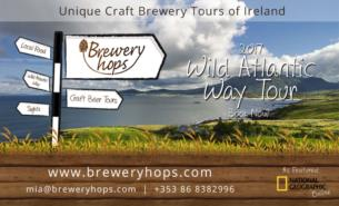 10 Discount  Brewery Hops of Ireland