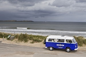 Explore Star Wars filming locations along Wild Atlantic Way with Causeway Campers