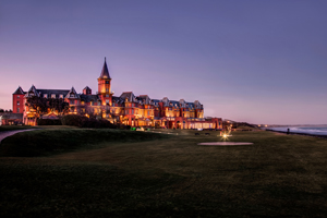 Sparkling Winter Breaks at Slieve Donard Resort and Spa
