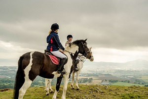 Horse Riding in Wicklow for 85pp