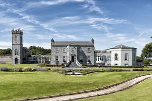 2 Night Gourmet Getaway to Glenlo Abbey in Galway