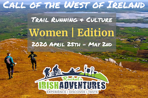 Womens Trail Running Retreat  Call of the West of Ireland