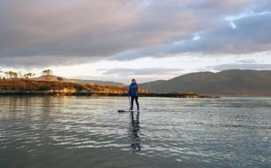 Stand Up Paddle Adventure Retreat in Kenmare Bay with Wild SUP Tours