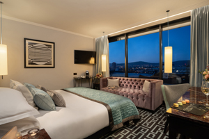 Experience a luxurious break at The Fitzwilliam Hotel with our Winter Warmer Package